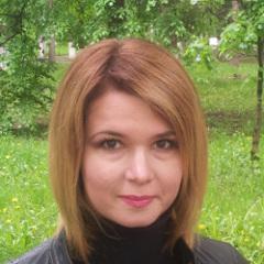Анна Линчук, парикмахер-стилист, визажист